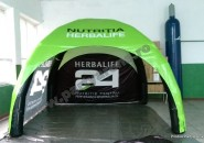 Cort gonflabil Herbalife 2